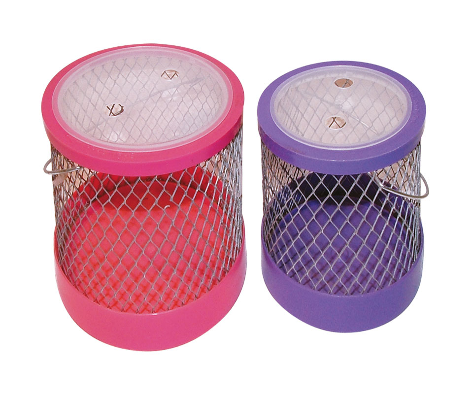 Wire mesh carriers