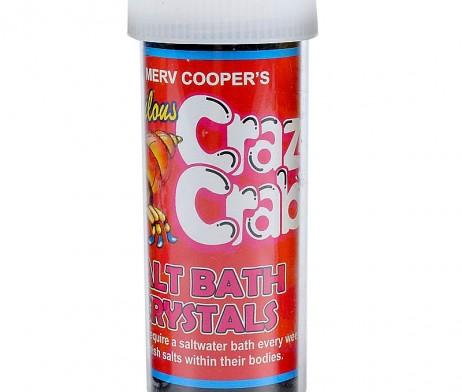 Crazy Crab Salt Bath Crystals
